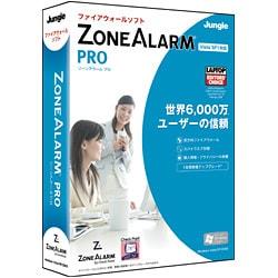 ZoneAlarm PRO Vista SP1対応 [Windowsソフト]