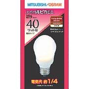 電球形蛍光灯 EFA10EL9SP スパイラルピカミニ A形・E26口金(電球色) 40W電球タイプ