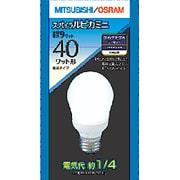電球形蛍光灯 EFA10ED9SP スパイラルピカミニ A形・E26口金(昼光色) 40W電球タイプ