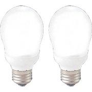 EFA15ED12SP2P [電球形蛍光灯 スパイラルピカミニ E26口金 3波長形昼光色 A15形(12W) 2個入]