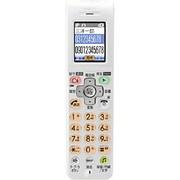 TEL-SLAN60(W) [別売増設子機(漢字表示) ホワイト (TEL-LANW60、TEL-LANT60用)]