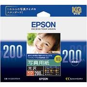 KKG200PSKR [写真用紙 光沢 KG 200枚]
