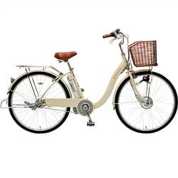CY-SPE26DH [電動アシスト自転車(26型) ベージュ エナクル]
