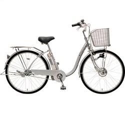 CY-SPF24D [電動アシスト自転車(24型) シルバー エナクル]