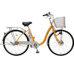 CY-SPF26D [電動アシスト自転車(26型) オレンジ エナクル]