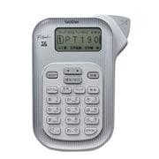 P-touch190S [ラベルライタ ピータッチ シルバー]