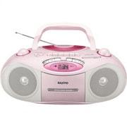 PH-PR83(P) (ピンク) [CDラジオカセットレコーダー]
