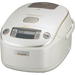 NP-LT10-WP [圧力IH炊飯器(5.5合炊き) プライムホワイト 極め炊き]