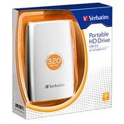 HDPU320GVS [USB接続 ポータブルHDD 320GB]
