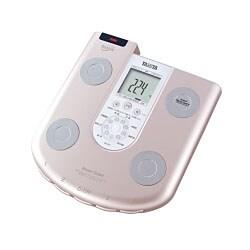BC-501-PS [体脂肪体重計 プレシャスシルバー 体組成計インナースキャン からだカルテ対応]
