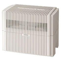 LW44-WN [加湿器(ディスク気化式) (ホワイト)(加湿40畳まで 空清24畳まで) エアウォッシャー]