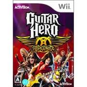 ギターヒーロー エアロスミス ソフト単体版 [Wiiソフト]