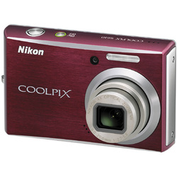 COOLPIX S610 [レッド]