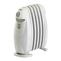 TRN0505JS [オイルヒーター ホワイト×ライトグレー (木造1畳まで コンクリート造3畳まで)]