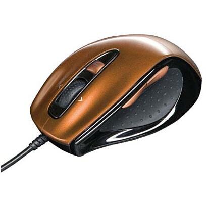 SLATL01BR [USB接続 レーザー式 5ボタン チルトホイールマウス ONYX ブラウン]