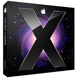 MB576J/A [Mac OS X 10.5.4 Leopard]