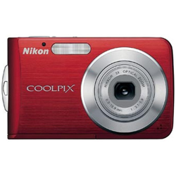 COOLPIX S210 [レッド]