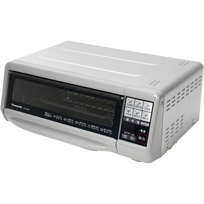 NF-RT700P-S [フィッシュロースター おさかなけむらん亭(シルバー)]