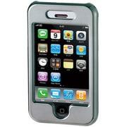 PIP-HC1MS [iPhone 3G専用 メタリックカラーハードケース メタリックシルバー]