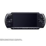PSP(プレイステーション・ポータブル) ピアノ・ブラック PSP-3000 PB [PSP本体]