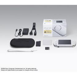 PSP(プレイステーション・ポータブル) バリューパック パール・ホワイト PSP-3000 KPW