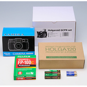 Holgaroid GCFNセット [トイカメラ+ホルダーセット]