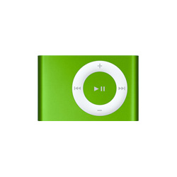 MB815J/A [iPod shuffle 1GB グリーン]