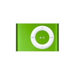 MB685J/A [iPod shuffle 2GB グリーン]