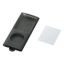 AVD-SCA4NCBK [4th iPod nano用シリコンケース&液晶保護フィルム クリアブラック]