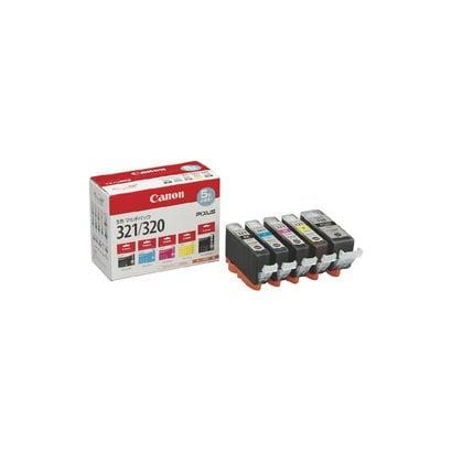 BCI-321+320/5MP [インクタンク BCI-321 4色(BK/C/M/Y)+BCI-320 マルチパック]