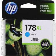 CB323HJ [HP178XL インクカートリッジ シアン 増量]