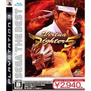 バーチャファイター5 (SEGA THE BEST) [PS3ソフト]