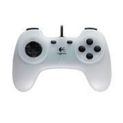 GPX-200WH [USB接続 10ボタン PCゲームコントローラ ホワイト Precision PC Game Controller]