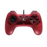 GPX-200RD [USB接続 10ボタン PCゲームコントローラ レッド Precision PC Game Controller]