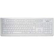 OWL-KB108SFD(W) [USB2.0&PS/2接続 日本語108キー キーボード ホワイト]