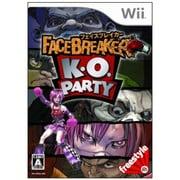 フェイスブレイカー K.O.パーティー [Wiiソフト]