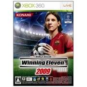 ワールドサッカー ウイニングイレブン2009 [XB360ソフト]