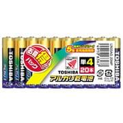 LR03AG20MPY [アルカリ乾電池 「アルカリ1」 単4形 20本]