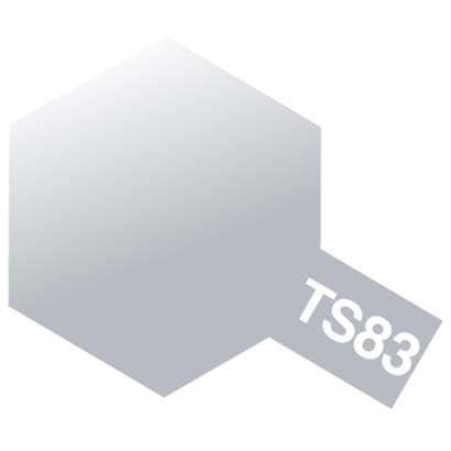 85083 [タミヤカラースプレー TS-83 メタルシルバー]