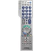 RM-A615-S [地上デジタル対応テレビ/チューナー・ビデオ・DVD・BD用 リモートコントローラー シルバー]
