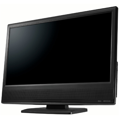 LCD-DTV222XBR [21.6型ワイド 液晶モニター デジタル接続 地上デジタルチューナー搭載]