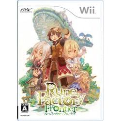 ルーンファクトリー フロンティア [Wiiソフト]
