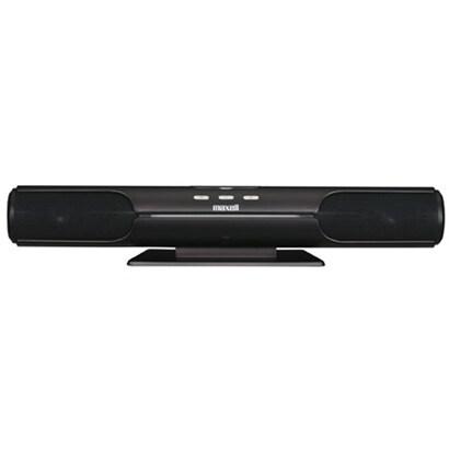 MXSP-1100.BK [iPod対応 アクティブスピーカー アイアンブラック]
