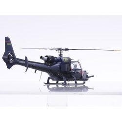 ORGANIC Dream Machine Project Blue Thunder Helicopter 1//32 Diecast Vehicle New
