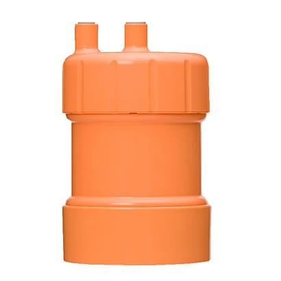 PF-O4 [蛇口直結型カートリッジ浄水器 オレンジ Purifree(ピュリフリー)]