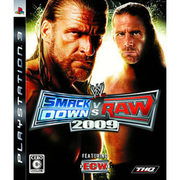 WWE2009 SmackDown vs Raw [PS3ソフト]