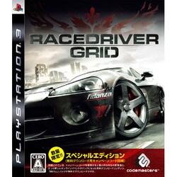 RACE DRIVER GRID スペシャルエディション [PS3ソフト]