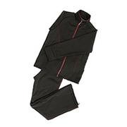 シェイプスーツ キューブ [30'UP DIET 女性用(Lサイズ・ブラック×ローズ)]
