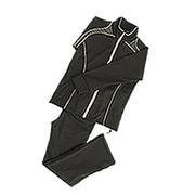 シェイプスーツ キューブ [30'UP DIET 男性用(LLサイズ・ブラック×グレー)]