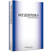 WZ EDITOR 6 [Windowsソフト]